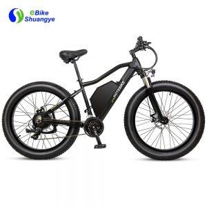 2000w fat tire electric bicycle fat wheel bike 48v 500w 60v 750w 1000w mountain bike for sale