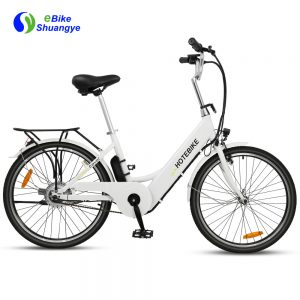 24″ 36v 350W hidden battery electric city e bike 250W commuter bicycle