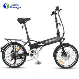 20 inch foldable ebike cheap electric folding bike 36v 250w 350w