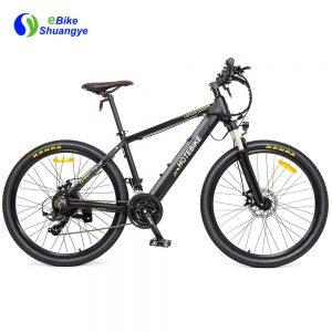 36V intelligent brushless aluminum cheap electric mountain bike china bicycle near me